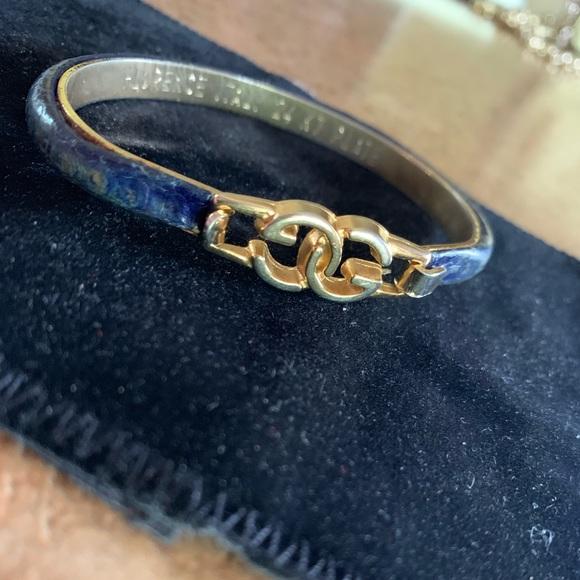 Gucci Jewelry - Vintage 60's Gucci Bangle